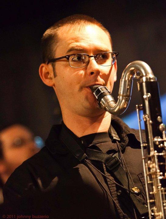 Brian Walsh, clarinet