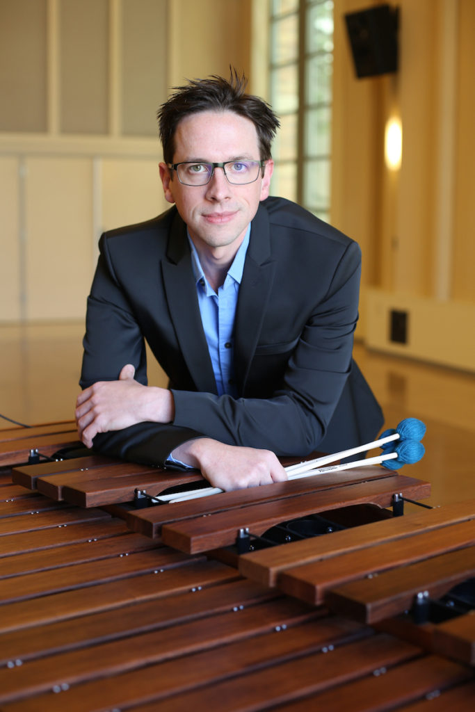Nick Terry, percussion