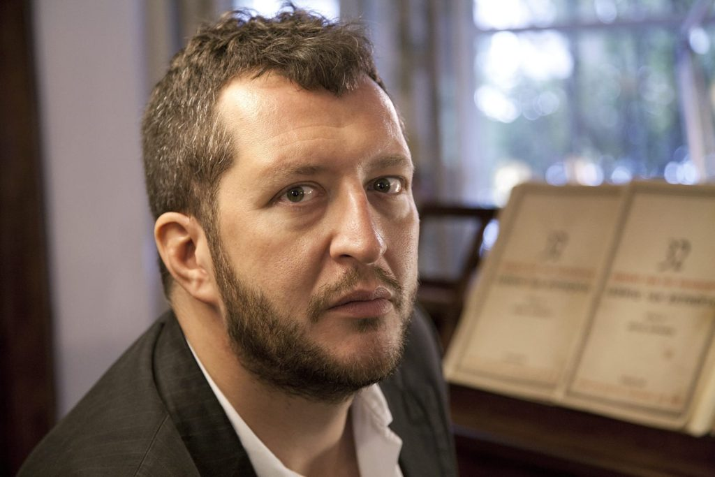 Thomas Ades. Photo by Brian Voce.